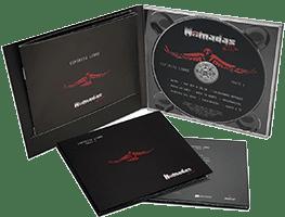 Libritos CD Digipack