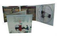 Estuche CD Digipack 3 palas DP1 05P01