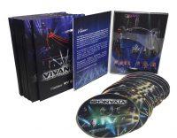 Estuche xxl CD Digipack DPXXL1 01P01