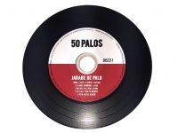 Funda textura vinilo CD 02P01