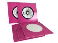 Estuche CD funda carton troquel circulo F1 04P01