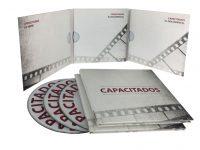 Estuche 3CD funda carton F3 01P01