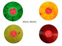 Funda Vinilos colores V MARBRE P01