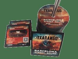 Estuche CD DVD Funda Carton